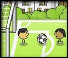Teke Tek Futbol Brezilya oyunu oyna