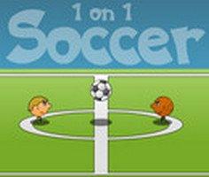 2 Kişilik Teke Tek Futbol oyunu oyna