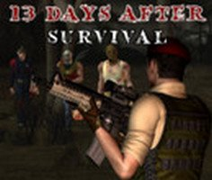 13 Days After Survival Game