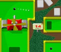 2 Kişilik Mini Golf 3 oyunu oyna