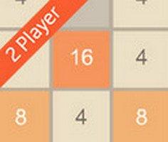 2 Kişilik 2048 oyunu oyna