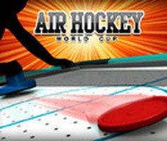Hava Hokeyi Dünya Kupası oyunu oyna
