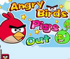 Angry Birds Pigs Out Game