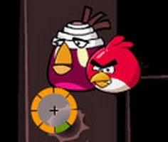 Angry Bird Shot Game