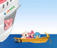 Hayvan Kurtarma Teknesi oyunu oyna