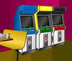 Atari Salonundan Kaçış oyunu oyna