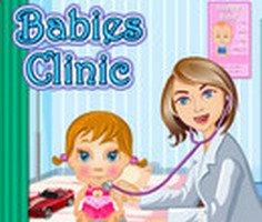 Bebek Kliniği oyunu oyna
