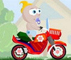 Bebek Bisikleti oyunu oyna
