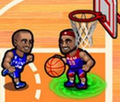 2 Kişilik Basketbol oyunu oyna