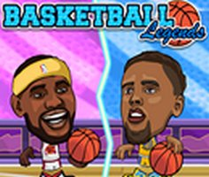 Basketbol Efsaneleri oyunu oyna