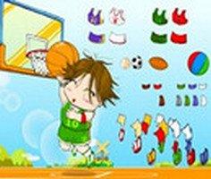 Basketçiyi Giydir