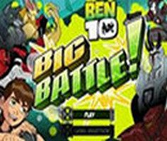 Ben 10 Big Battle Game