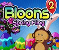 Bloons 2 Bahar Atışı oyunu oyna