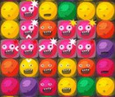 Renkli Top Patlatma oyunu oyna