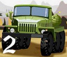 Bomba Taşıma Kamyonu 2 oyunu oyna