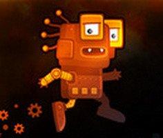 Zıplayan Robot oyunu oyna