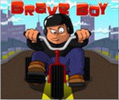 Brave Boy Game