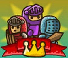Cesur Şövalyeler oyunu oyna