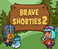Cesur Bücürler 2 oyunu oyna