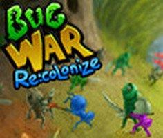Böcek Savaşı 3 oyunu oyna