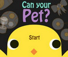 Can Your Pet Game