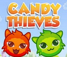 Şeker Hırsızları oyunu oyna