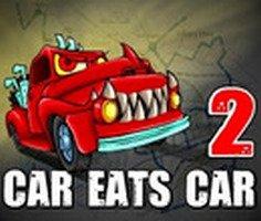 Araba Yiyen Araba 3 oyunu oyna