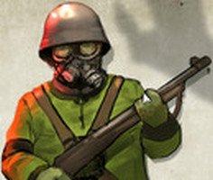 Zombi Savunma Hattı oyunu oyna