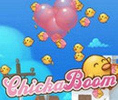 Balonlu Ciklet oyunu oyna