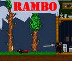 Rambo oyunu oyna