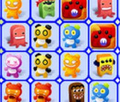 Connect Creatures Game