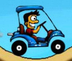 Çılgın Golf Arabası oyunu oyna