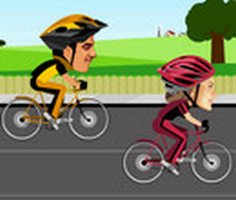 Bisiklet Yarışları oyunu oyna