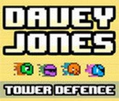 Davy Jones: Kule Savunması oyunu oyna