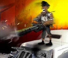 Agir Makineli Silah 2 oyunu oyna