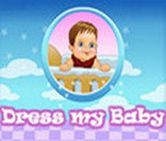 Bebek Giydirme oyunu oyna