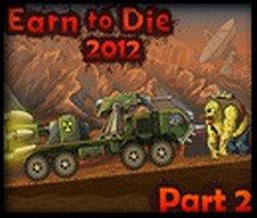Arabayla Zombileri Ez 2012: Bölüm 2 oyunu oyna