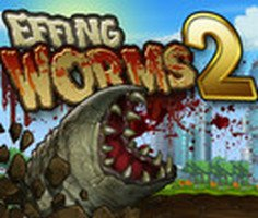 Effing Worms 2 Game