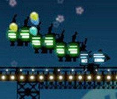 Muhteşem Lunapark Treni oyunu oyna