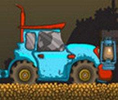 Çiftlik Yük Taşıma Traktörü oyunu oyna