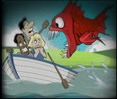 Katil Pirana: Kayıp Ada oyunu oyna