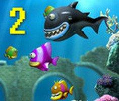 Büyüyen Balık 4 oyunu oyna