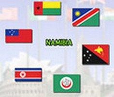 Dünya Bayrakları oyunu oyna