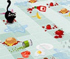 Kedinin Mutfak Macerasi oyunu oyna
