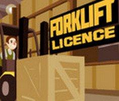 Forklift Ehliyeti oyunu oyna