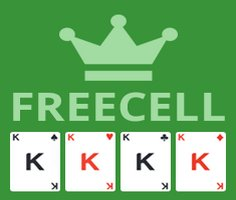 Freecell Solitaire oyunu oyna