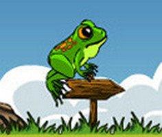 Korkusuz Kurbağa oyunu oyna