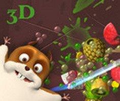 3D Meyve Kesme oyunu oyna