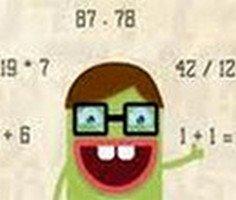Eğlenceli Matematik oyunu oyna
