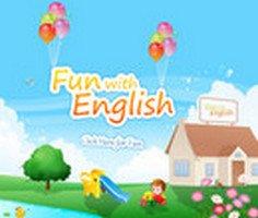Eğlenceli İngilizce oyunu oyna